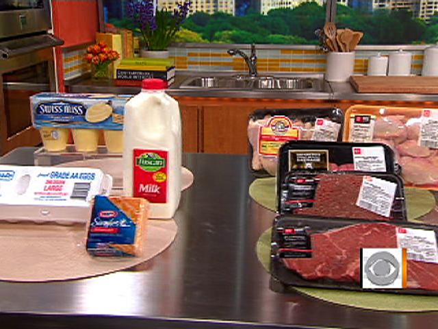 Decoding food expiration dates - CBS News