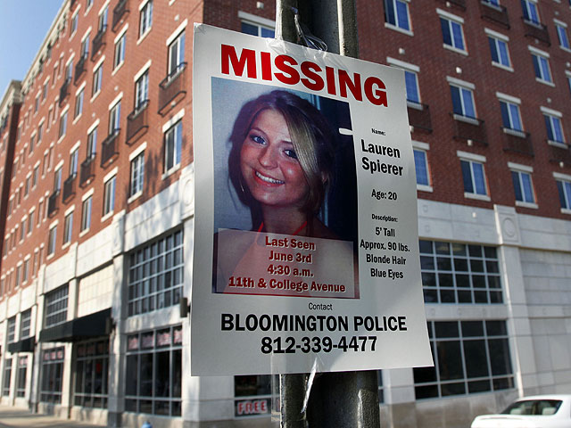 Last to see Lauren Spierer on night of disappearance denies lack of
