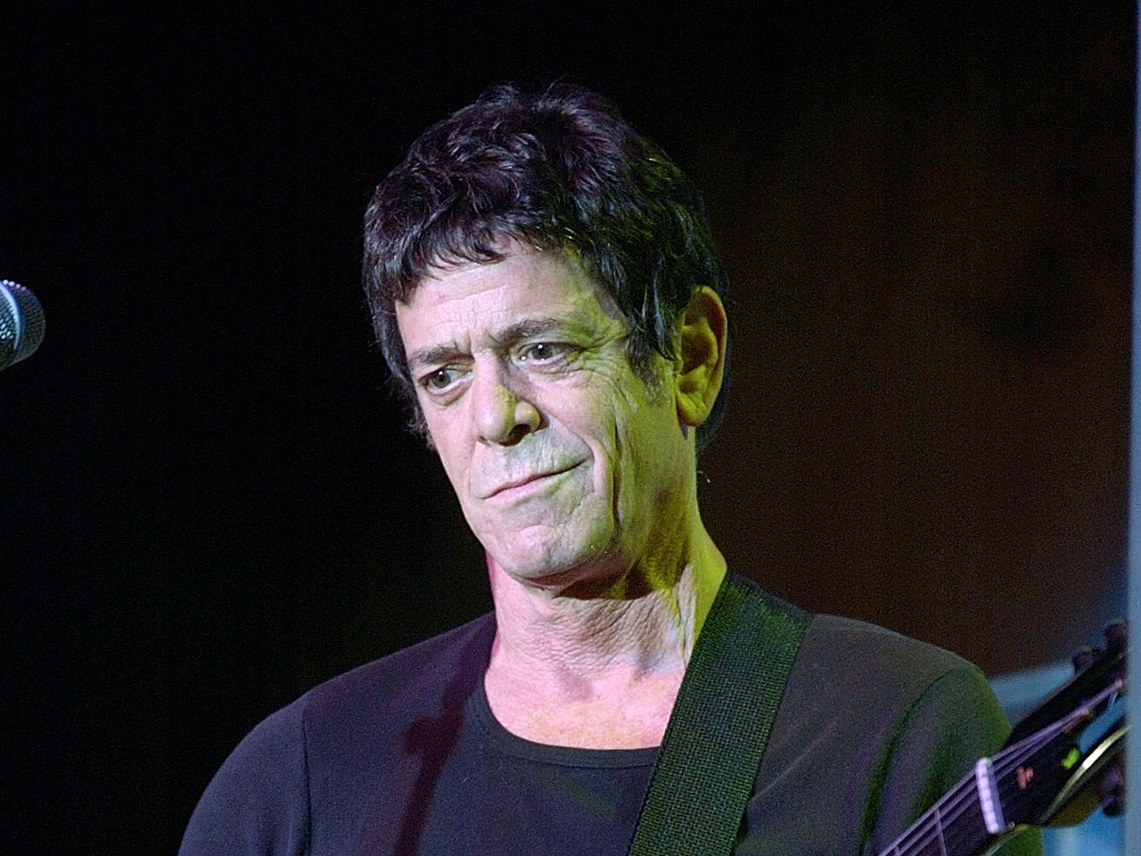 Laurie Anderson Lou Reed, Longtime Influential Rock Star, Dead At 71 - Cbs