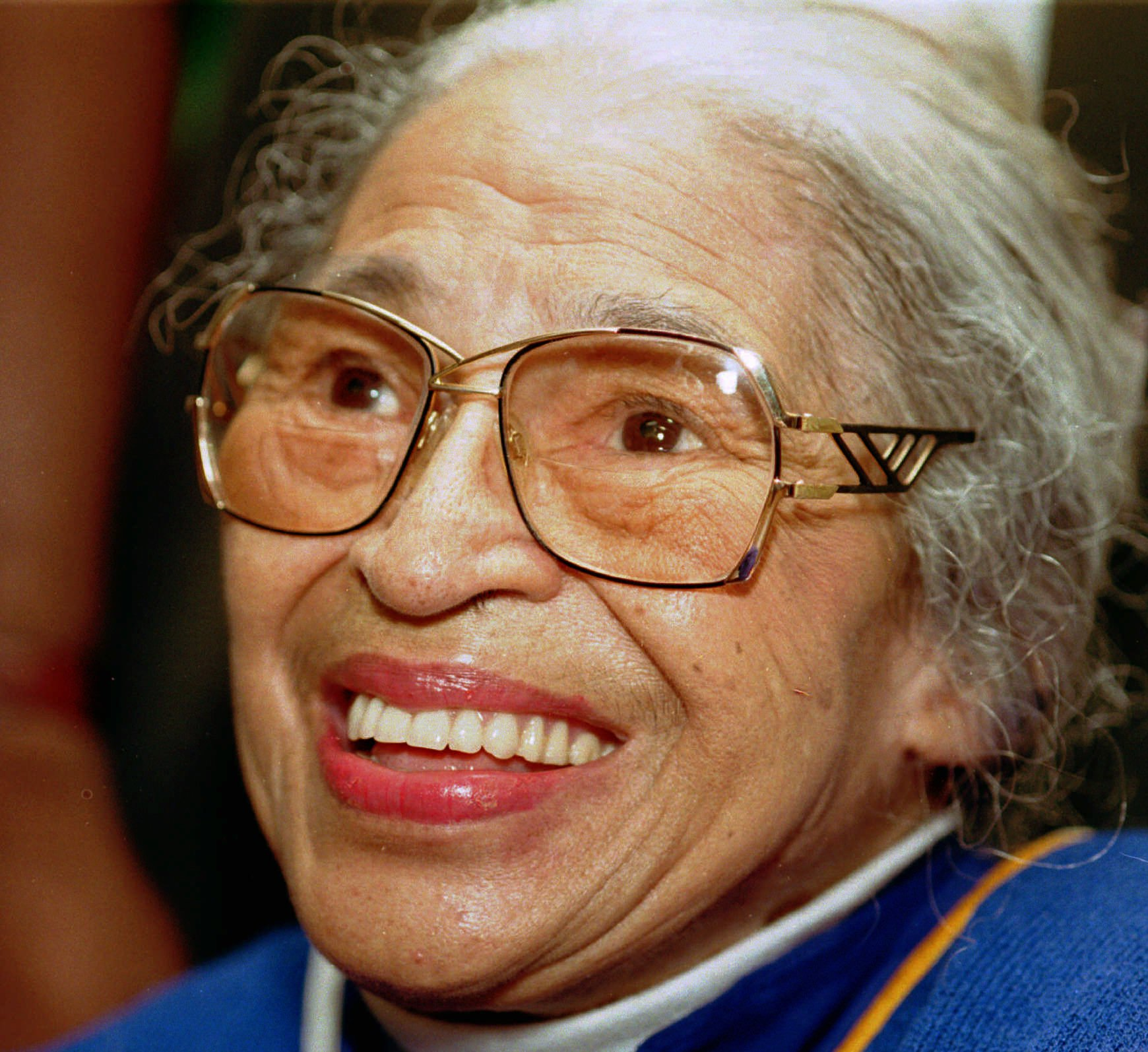 In Rosa Letters Written By Rosa Parks Reveal Inner Struggles With Racism
