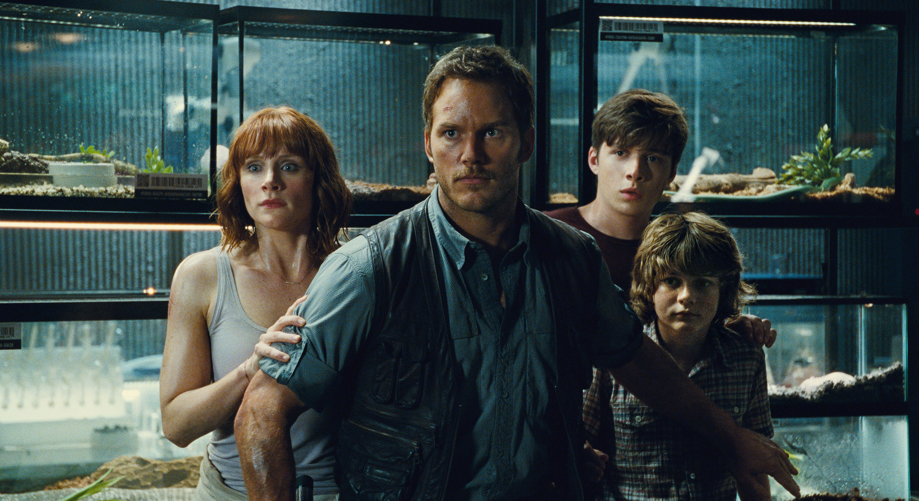 Box Office World Jurassic World