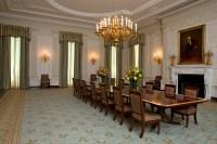White House dining room gets a slight makeover - CBS News