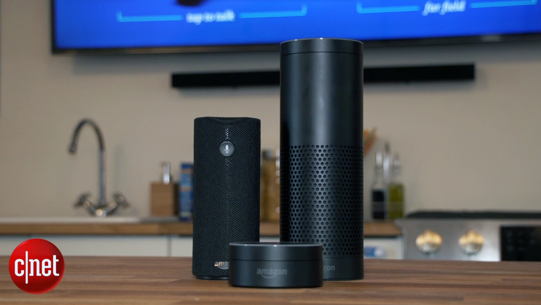 Alexa Dot Alexa Gets Company Amazon Tap And Echo Dot Virtual Assistants