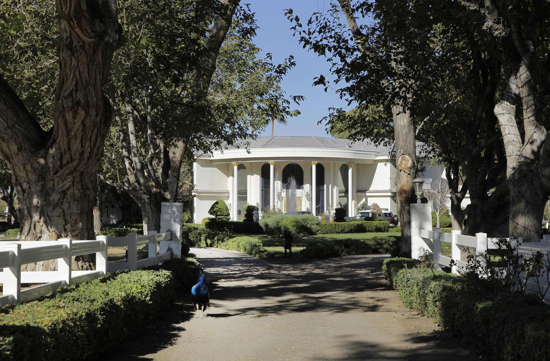wayne newton house las vegas
