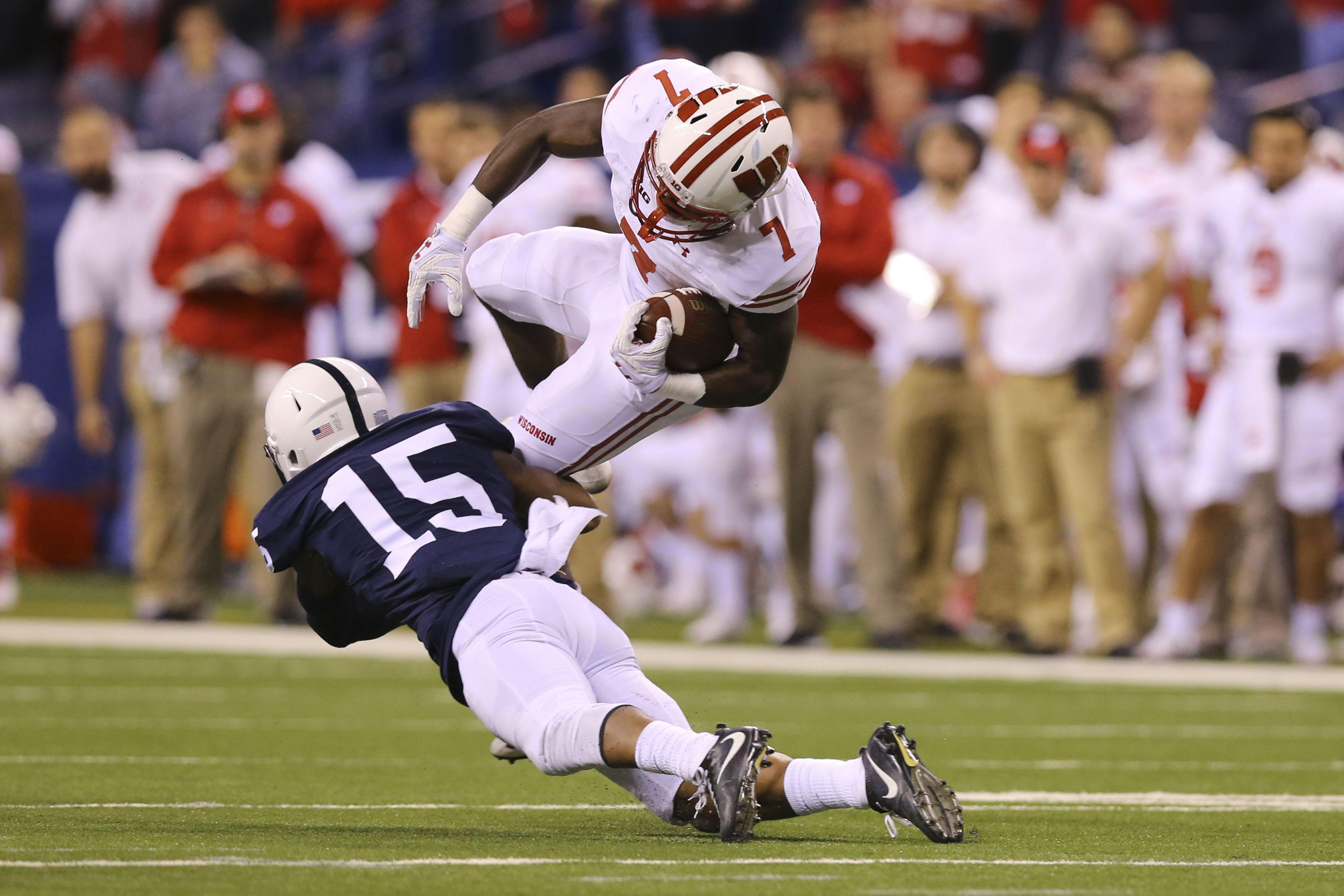 Penn State Football Penn State Sets Record In Big Ten Title Game Win Over Wisconsin
