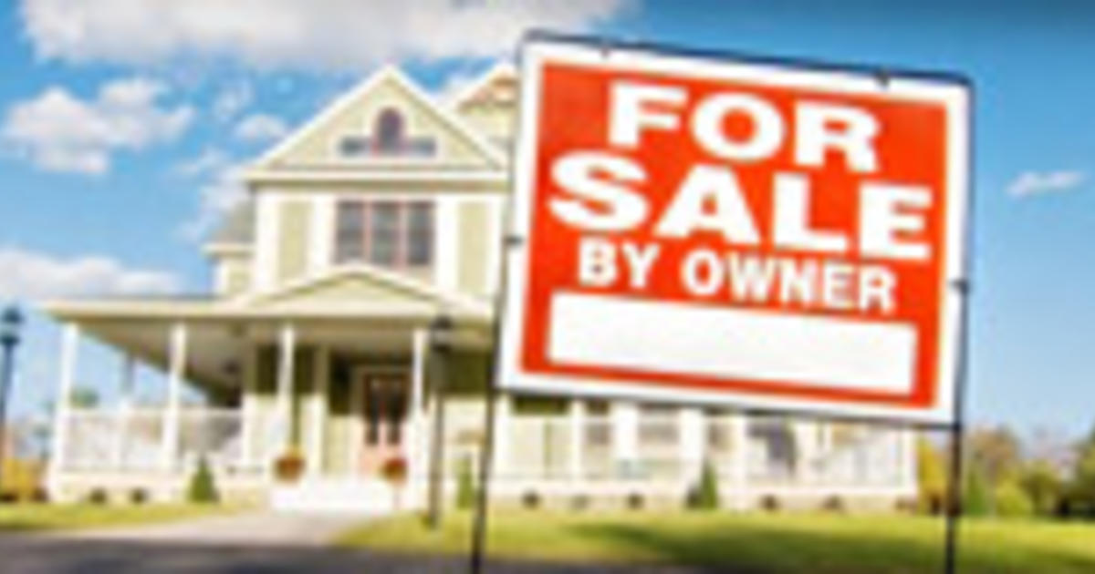 For Sale by Owner Sell Your House Without an Agent - CBS News - House Advertisements