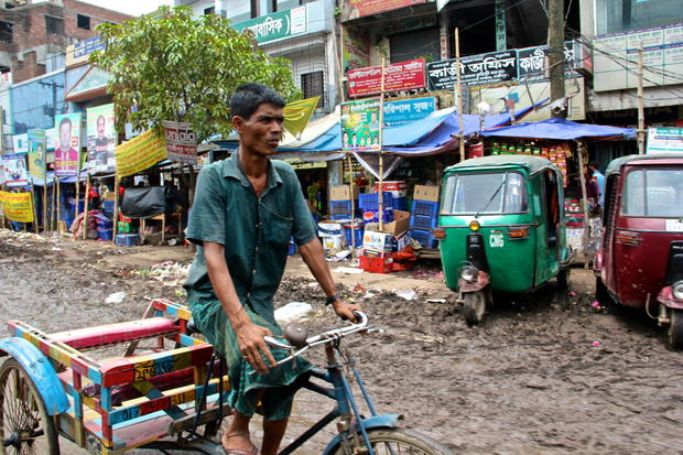 Bangladesh slum life - Photo 2 - Pictures - CBS News