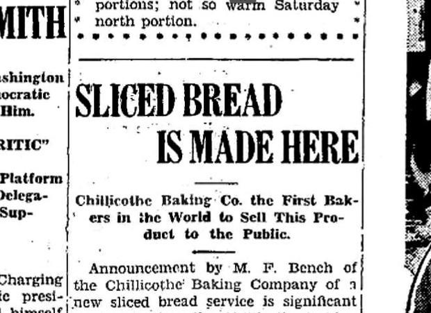 Almanac Sliced bread - CBS News