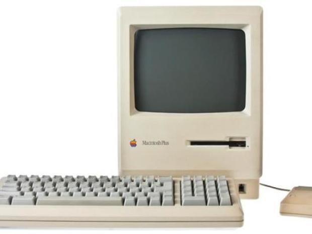 1984 - Macintosh 128K - Macintosh through the years - Pictures - CBS News