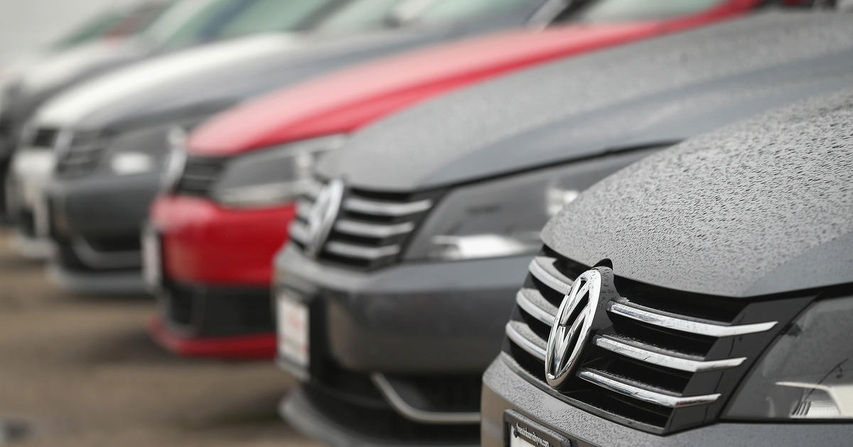 List of Volkswagen vehicles affected - CBS News