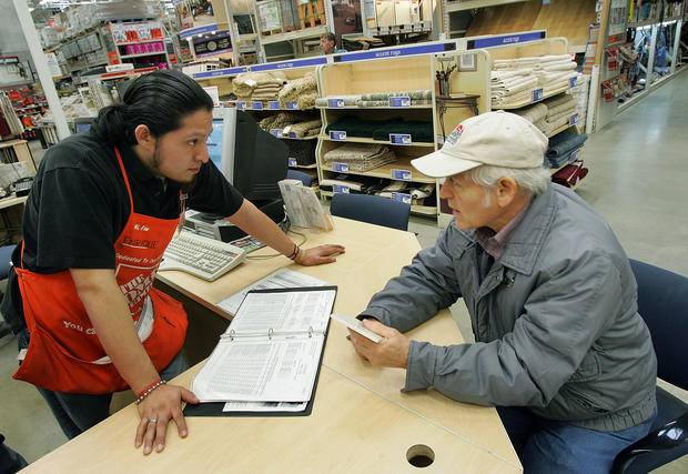 2. Know where to find the markdowns - 9 secret ways to save money at Home Depot - CBS News