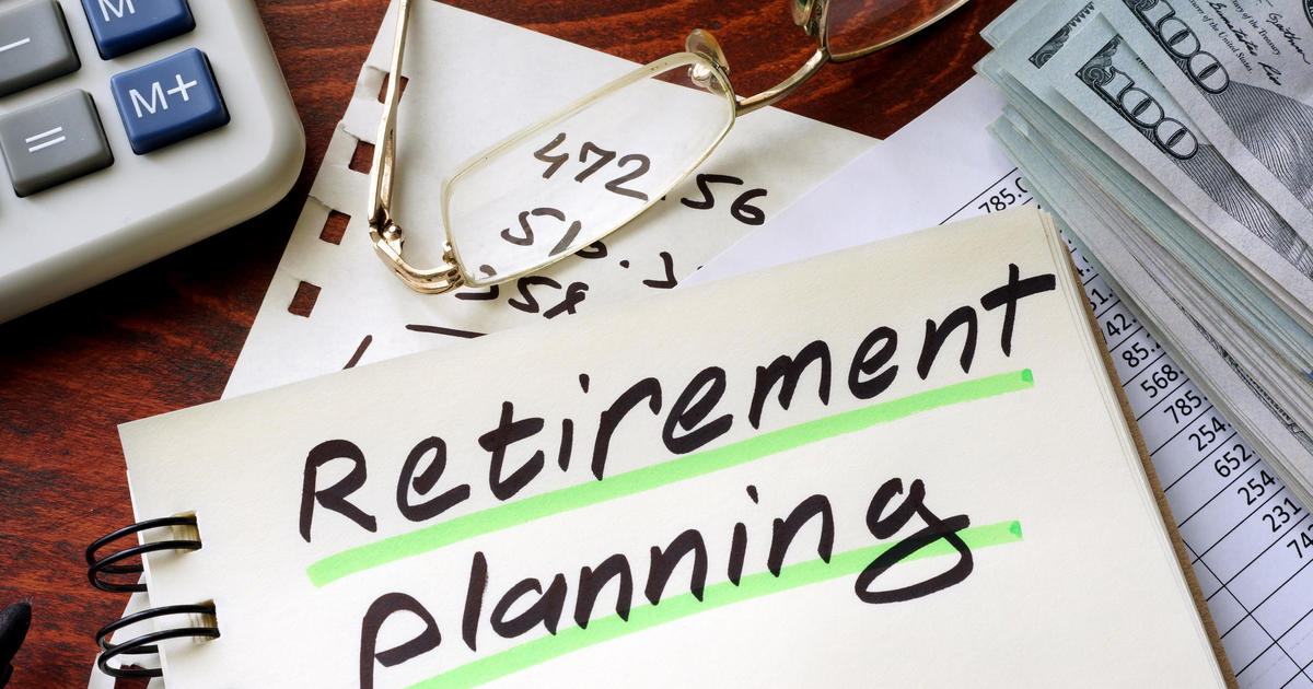 7 key retirement trends for 2017 and beyond - CBS News