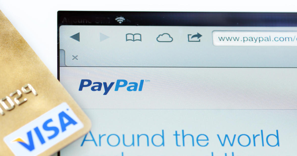 PayPal cuts off payments to right-wing extremists - CBS News