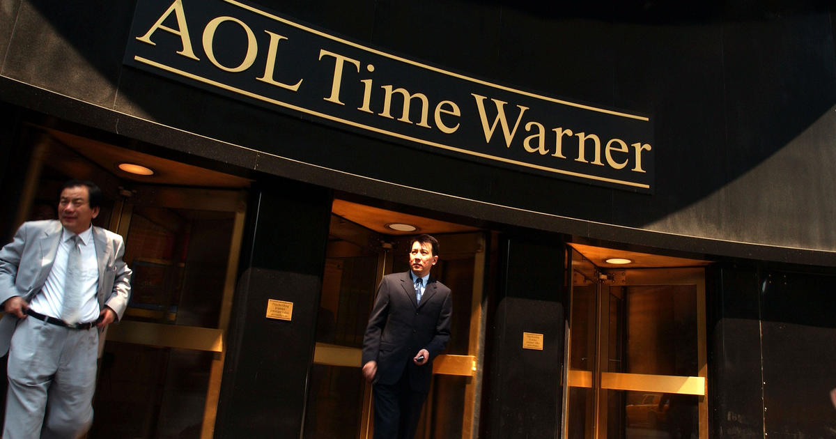 ATT-Time Warner deal raises specter of AOL Time Warner deal - CBS News