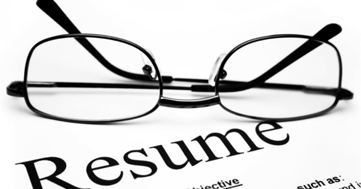 How far back should your resume go? - CBS News