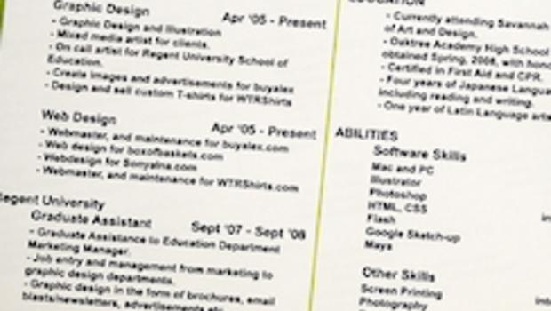 Make your resume stand out with better job titles - CBS News - resume job titles