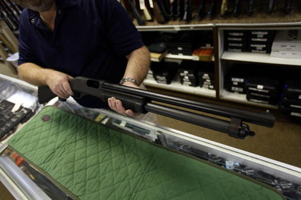 Targeting the facts - America\u0027s favorite guns - Pictures - CBS News