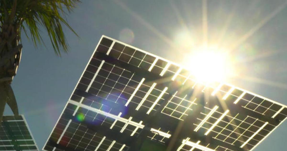 Inside Florida\u0027s solar-powered Babcock Ranch - CBS News