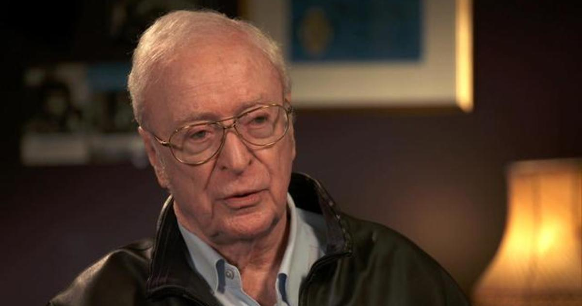 Michael Caine Not the retiring type - The actor talks about his