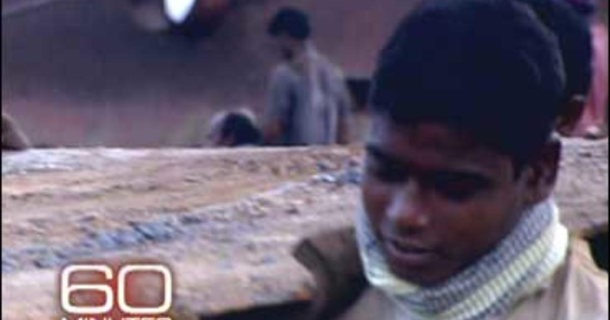 The Ship Breakers Of Bangladesh Cbs News