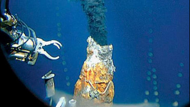 Mining For Gold On The Ocean Floor Cbs News