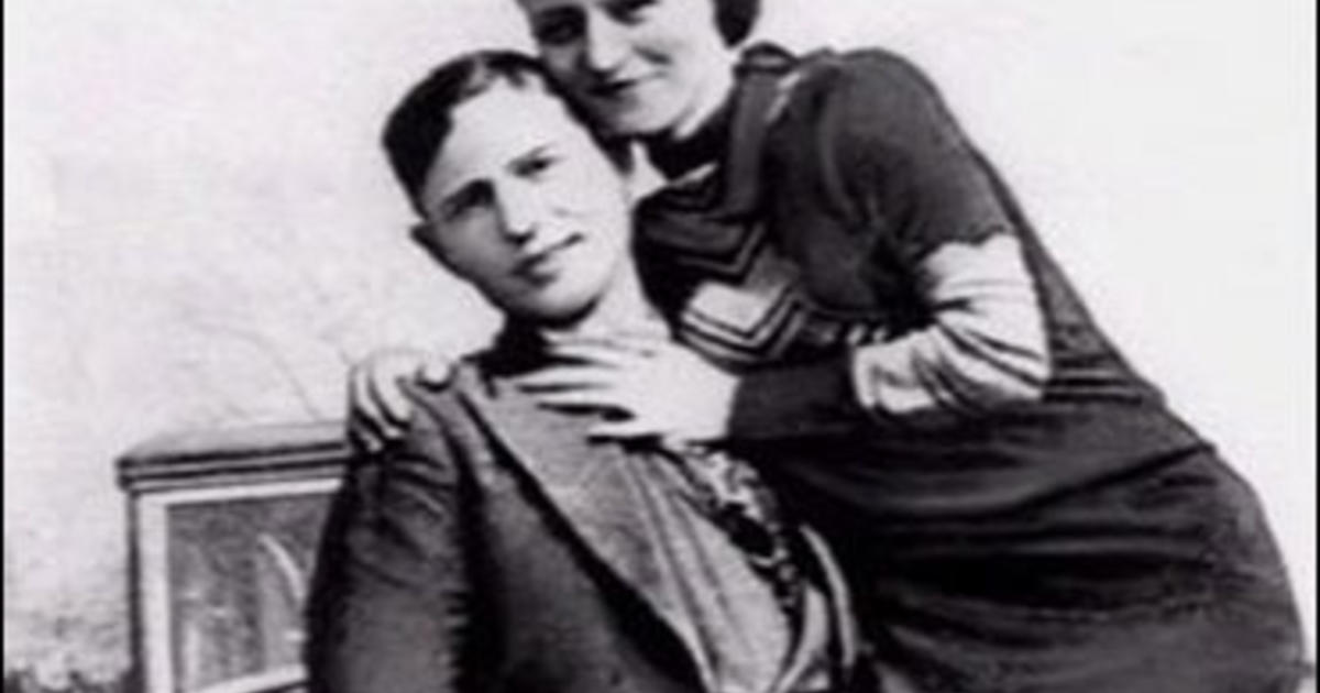 Love And Bullets The Real Bonnie Clyde Cbs News