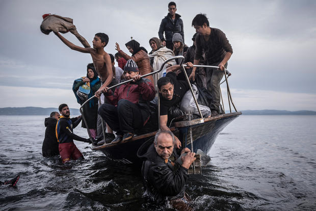 Migrant Crisis - The New York Times - 2016 Pulitzer Prize winners