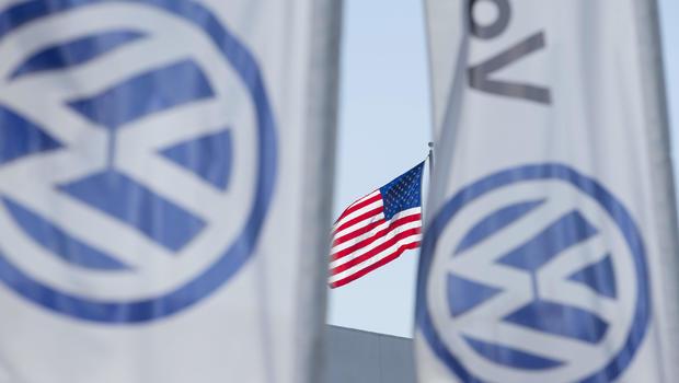 Volkswagen diesel emissions cheating scandal; German automaker to