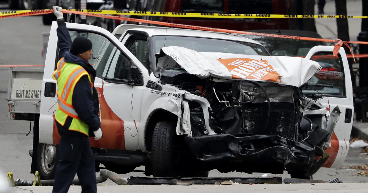 Feds reveal what they found in NYC terror suspect Sayfullo Saipov\u0027s
