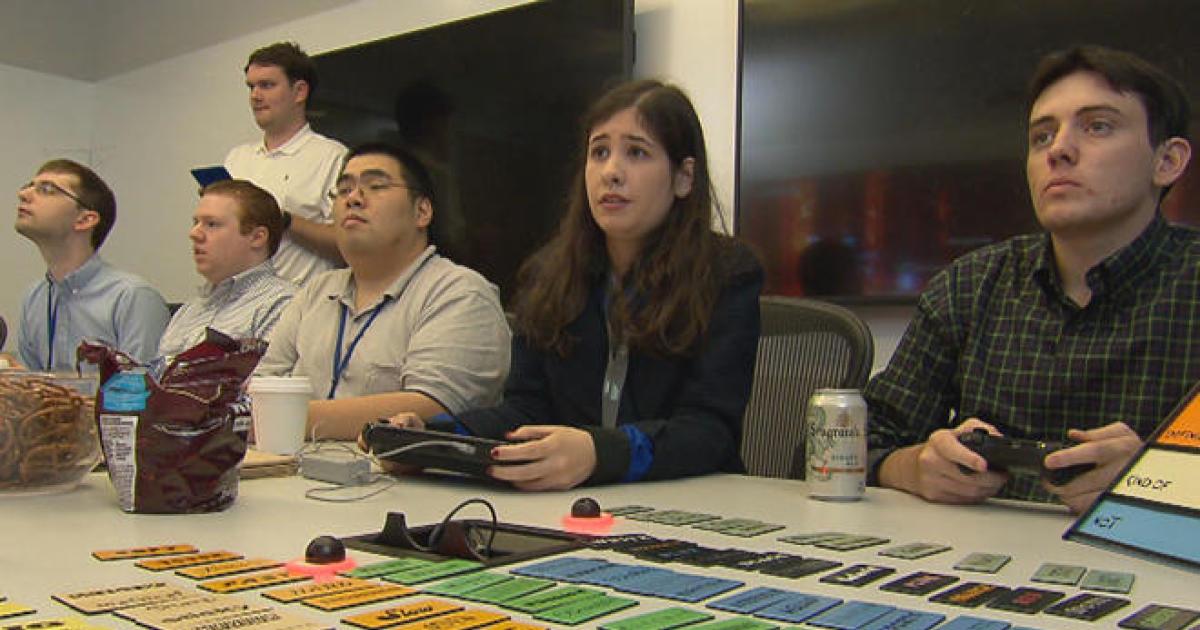 Companies open doors to talent with autism - CBS News