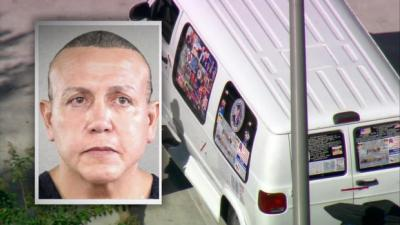 Package bomb suspect Cesar Sayoc had list of 100 names in van, official says - CBS News