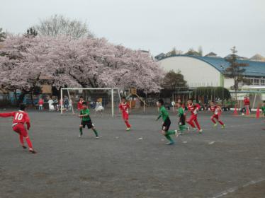 東京都12ブロックU-12サッカー大会前期リーグ戦開幕