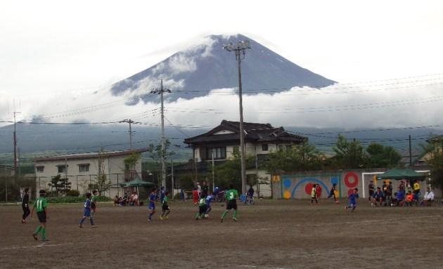 第31回友好都市少年サッカー連盟招待大会 IN忍野村に出場