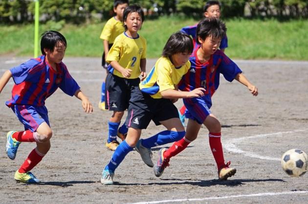 第30回JA東京カップ東京都5年生サッカー大会出場