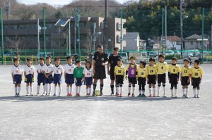 優勝決定戦の東八王子FC vs 青梅2FC