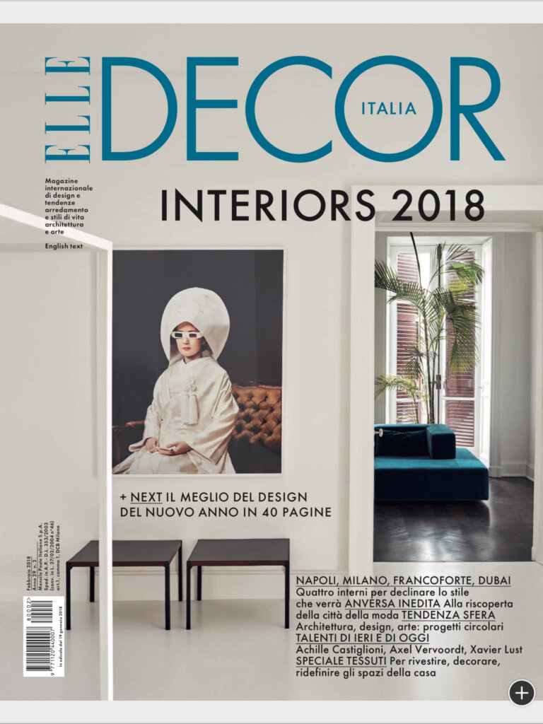 Elle Decor Italia Elle Decor Italia February 2018 Cc Tapis
