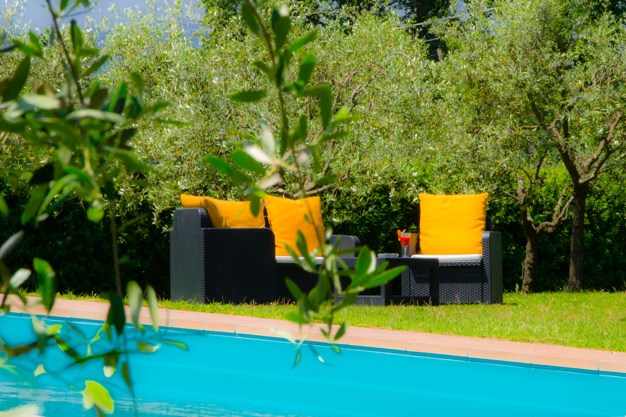 Cash Pool Italien Small Tuscany Villa With Private Pool