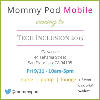 Tech Inclusion 2015 flyer