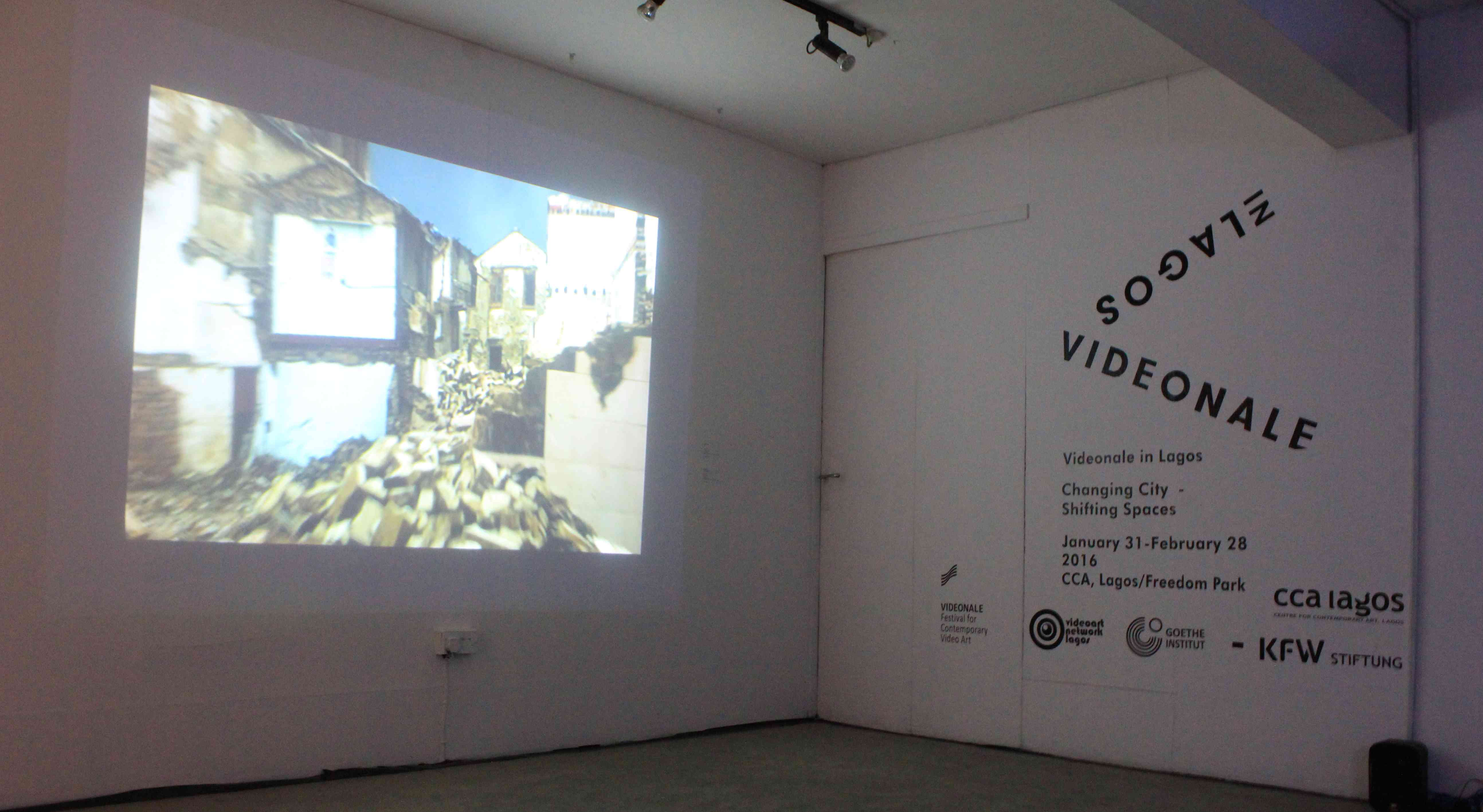 Video Art Now Showing