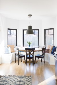 How to Design A Beautiful Kitchen Banquette   CC and Mike ...