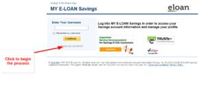 eloan [Payday / Personal] Loan Online Login - CC Bank