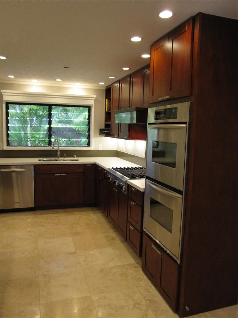 Granite Top For Kitchen Cabinets Burgundy Cherry – C&c Cabinets And Granite