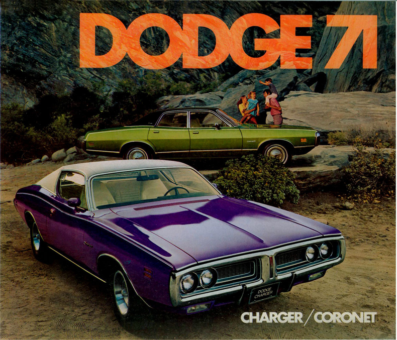 1971 Dodge Charger My Classic Garage