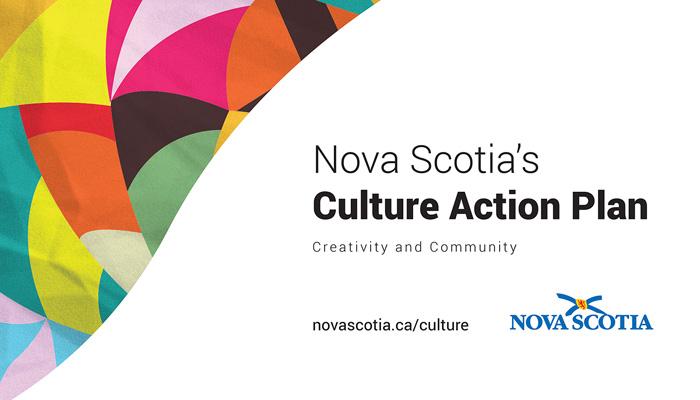 Nova Scotia\u0027s Culture Action Plan Creativity and Community