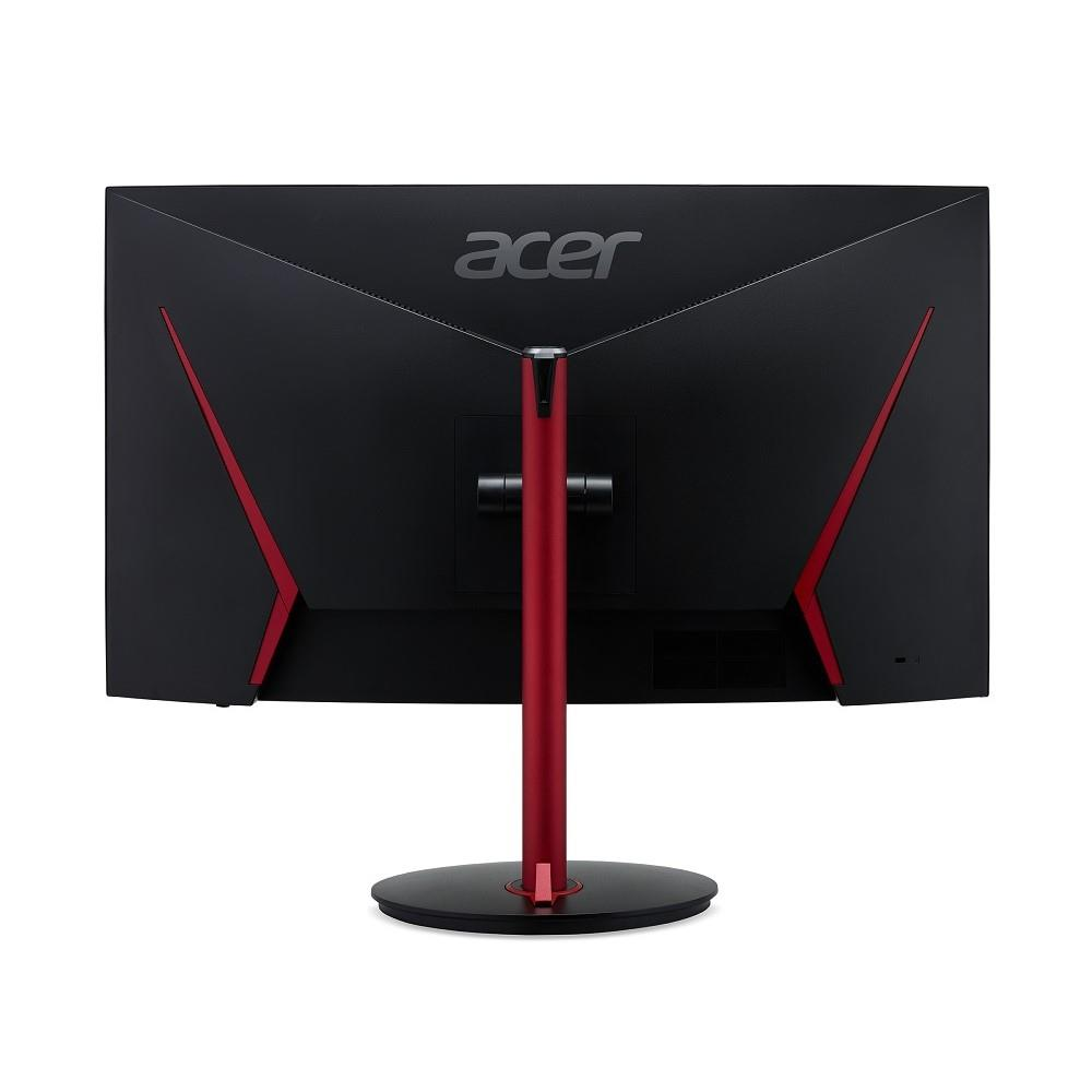 Acer Nitro 31 5in Curved Gaming Xz322q P 1920x1080 165hz 1ms Hdr400 2xhdmi Displayport Freesync Height Adjust Swivel Tilt 100x100mm Canada Computers Electronics