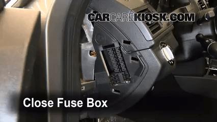 2006 Pt Cruiser Radio Wiring Diagram 2008 2015 Mercedes Benz C300 Interior Fuse Check 2009