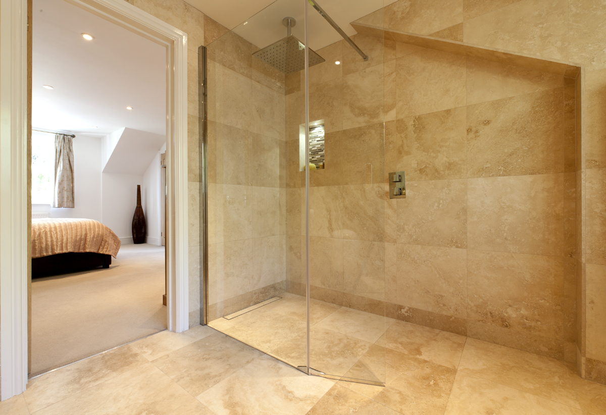Walk In Dusche Milchglas Wet Room Design Gallery | Design Ideas, Pictures | Ccl