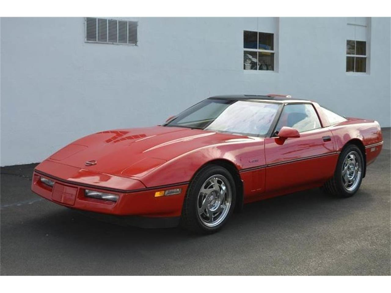 1990 Chevrolet Corvette Zr1 For Sale 1990 Chevrolet Corvette Zr1 In Springfield Massachusetts