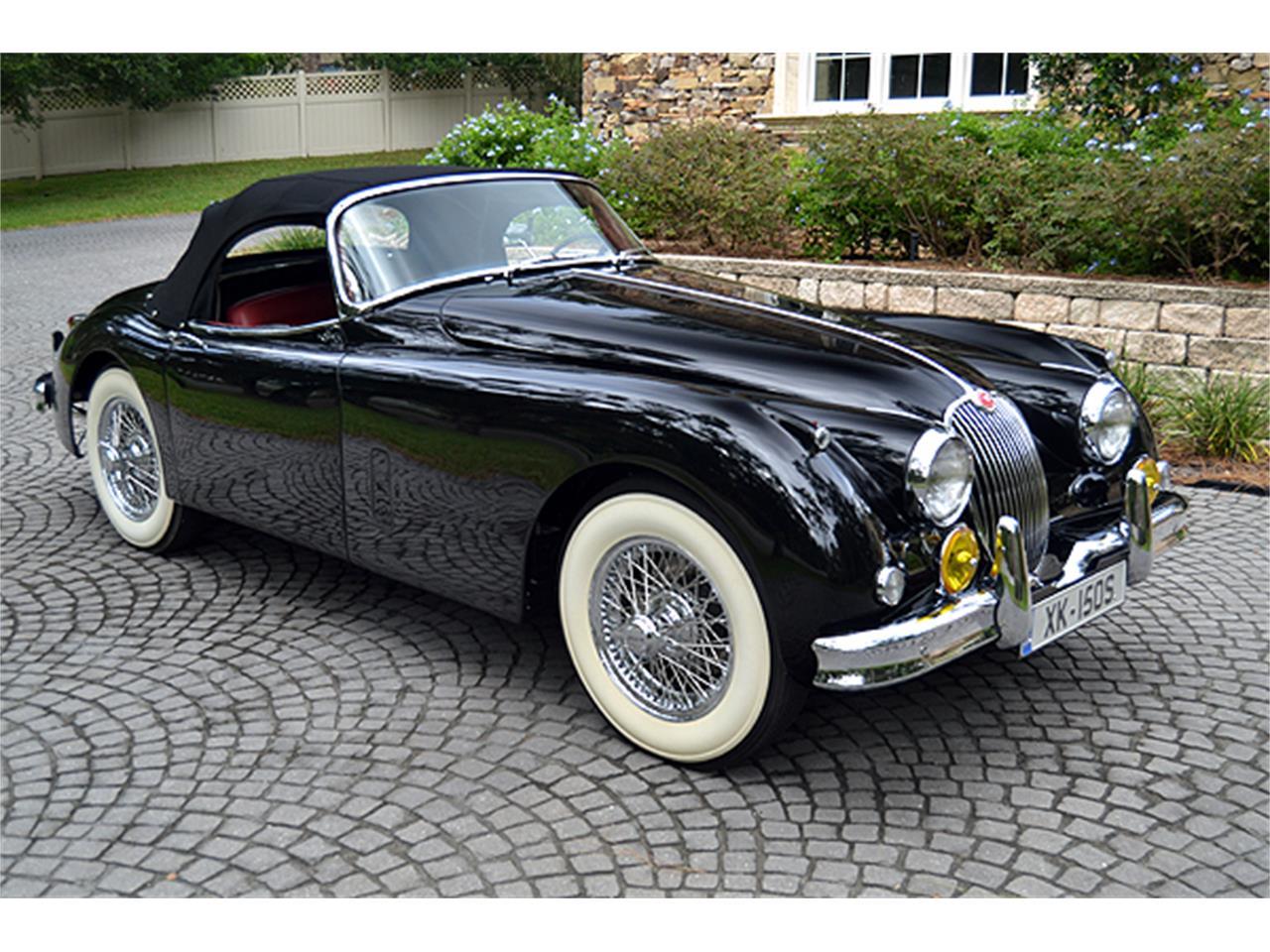 1958 Jaguar Xk150 For Sale Classiccarscom Cc 1032962