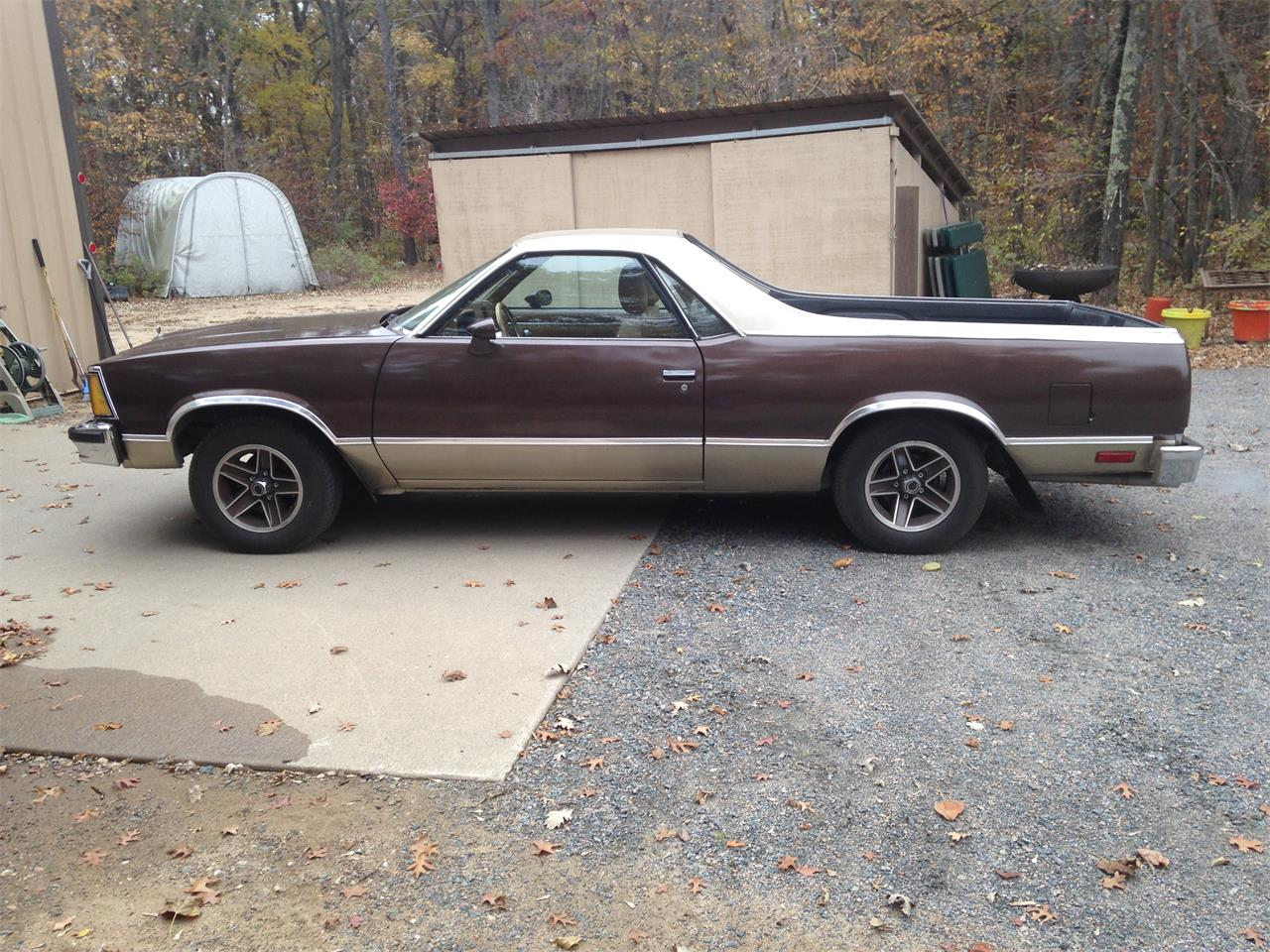 1980 El Camino Gas Mileage For Sale 1980 Chevrolet El Camino In Fort Ripley Minnesota